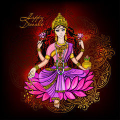 Happy Diwali Lakshmi