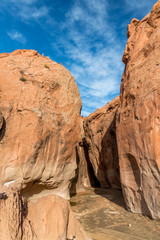 Slot Canyon Utah