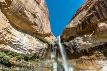 Calf Creek Waterfall Utah