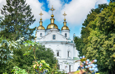 Sights of Poltava, Ukraine