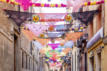 Fiestas de la Calle Oso, Madrid