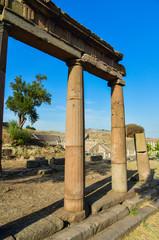 Asklepion temple of trajan bergama izmir Turkey