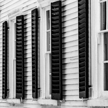 Mansion Windows