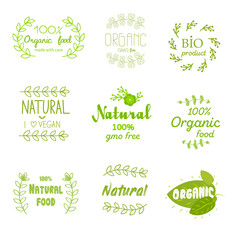 Fresh, natural, premium and quality food and drink