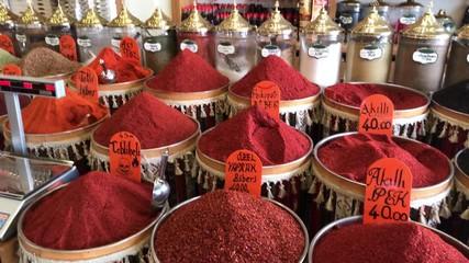 red spice market