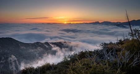 Sunset Peak Trail