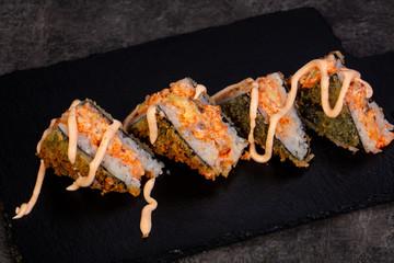 Japanese baked roll