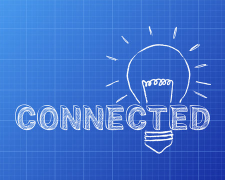 Connected Light Bulb Blueprint