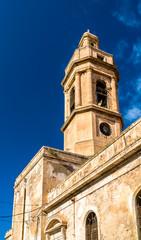 Saint Louis Church in Oran, Algeria