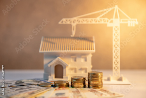 Real estate or property development  Construction business