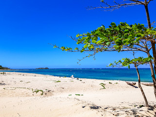 Beach of Puerto Plata