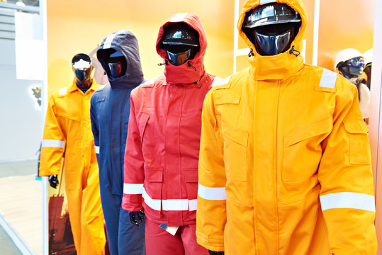 Store uniform industry clothing