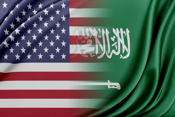 USA and Saudi Arabia.