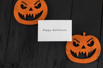 Halloween Design - Pumpkins Concept