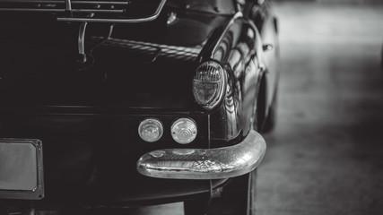 Vintage Car Tail Lights