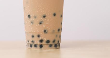 Taiwan bubble milk tea
