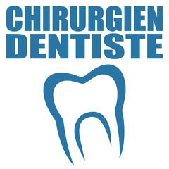 Logo chirurgien-dentiste.