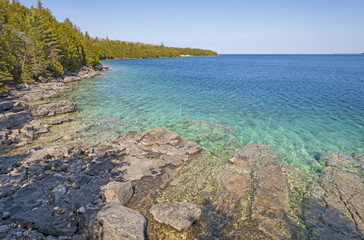 Hidden Bay on the Great Lakes