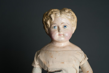 Antique Bisque Doll III
