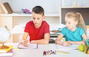Preschool childs Painting
