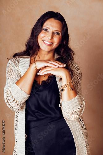 Mature brunette jpg