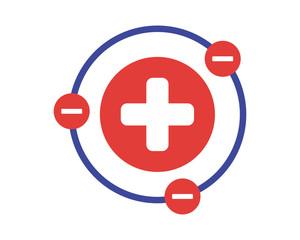 circle positive symbol