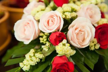 flower bridal bouquet
