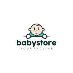 Baby store logo