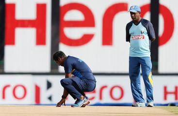 Cricket - Sri Lanka v South Africa Ð Sri Lanka Team's Pre-Match Press