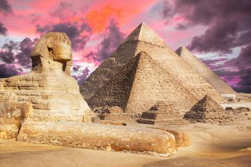 Keuken foto achterwand Egypte Egypt Cairo - Giza