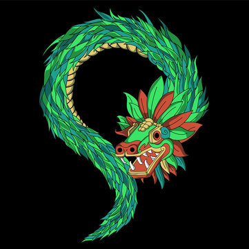 quetzalcoatl azteca dios