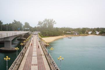 Sarasin Bridge Phuket