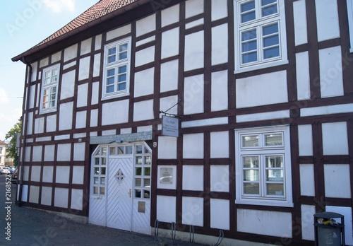 Denkmal Vogtei Bielefeld Heepen Bauwerk Architektur Haus Fenster