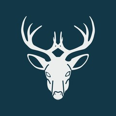 business deer logo