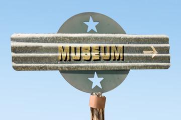 Schild 331 - Museum