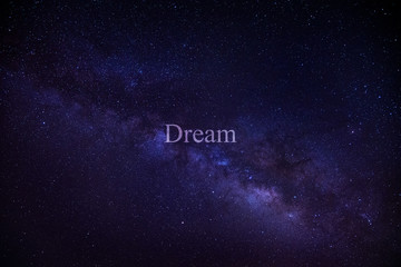 Dream - Sternenbild