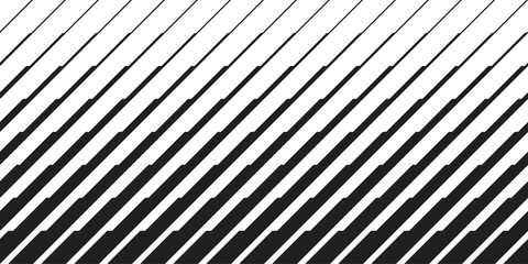 Geometric degrade lines gradient motif
