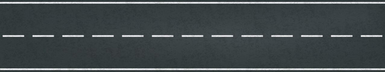 Racing track road vector traffic marking lane