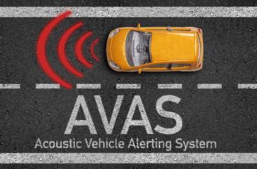 avas Acoustic Vehicle Alerting System