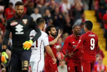 Pre Season Friendly - Liverpool v Torino