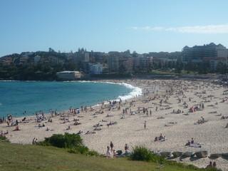 Coastal Walk Sydney Bronte Beach
