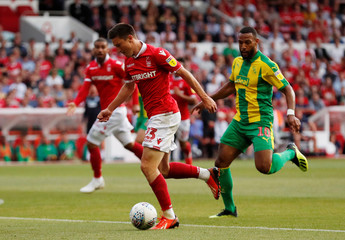 Championship - Nottingham Forest v West Bromwich Albion