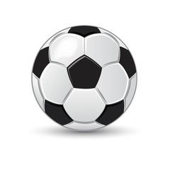 Soccer sport game ball illustration