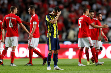 Champions League - Third Qualifying Round First Leg - Benfica v Fenerbahce