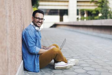 Modern freelancer