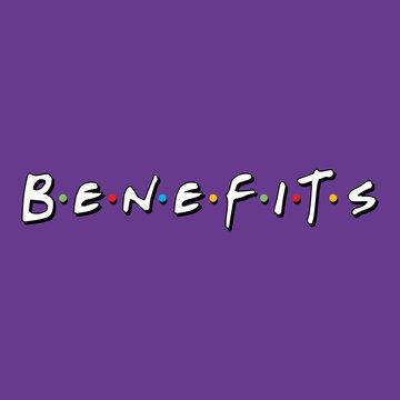 No friends, just benefits