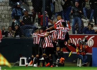 Soccer Football - Copa Libertadores - Argentina's Estudiantes v Brazil's Gremio