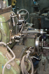 Drehmaschine 2