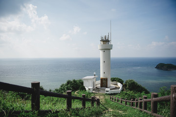 Lighthouse With Amazing View