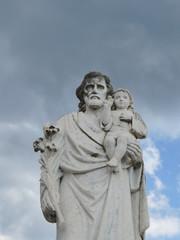 San Giuseppe statua